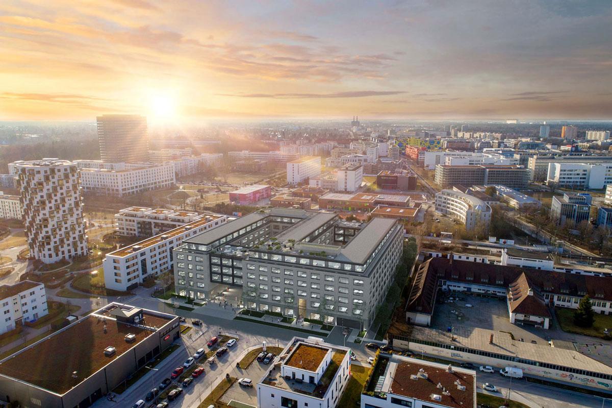 3dkad-3D-Visualisierung-Bürogebäude-Lofts-München-Sendling
