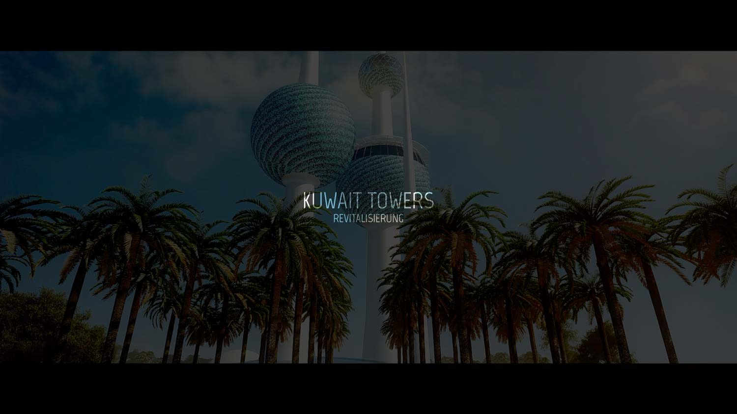 3dkad-Animation-3D-Kuwait Towers