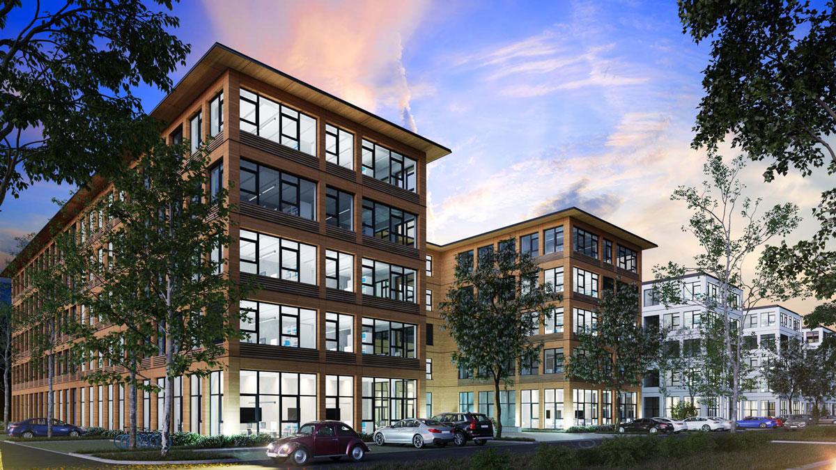 3dkad-3D-Visualisierung-Bürogebäude-Berlin-Neubau